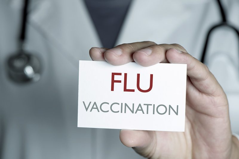 Flu-Vaccination