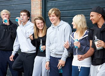 U.S. underage drinking: a huge problem
