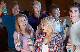 Parents: The key to teen safety and alcohol